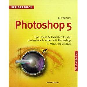 eBook Cover für  INSIDERBUCH PHOTOSHOP 5 Tips Tricks amp Techniken f uuml r die professionelle Arbeit mit Photoshop