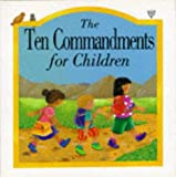 The Ten Commandments for Children (0745930557) by Rock, Lois