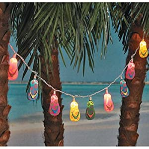 Flip Flops Light Set - Tiki Beach Bar Lights