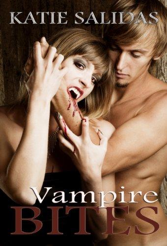 Vampire Bites (Paranormal Romance Anthology)