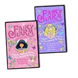 Emily Rodda Emily Rodda Fairy Charm 2 Books Collection Pack Set RRP: £13.98 (The Charm Bracelet, The Flower Fairies, The Third Wish, Last Fairy-apple Tree, The Magic Key , Unicorn)