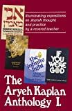 The Aryeh Kaplan Anthology: Illuminating Expositions on Jewish Thought and Practice by a Revered Teacher (0899068669) by Kaplan, Aryeh