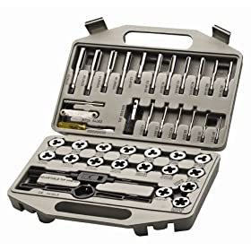 Allied 49035 41-Piece SAE Tap and Die Tool Set