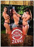BBQ-Chicks erotischer Grillkalender 2016 - Barbecue calender