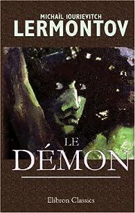 Le Démon par Michaïl Lermontov