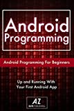 Android: Up and Running With Android Programming.