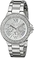 SO&CO York Women's 5019.1 Madison Analog Display Quartz Silver Watch from SO&CO MFG