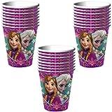 Disney Frozen Party 9 oz. Paper Cups - 24 Guests