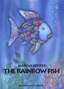 Rainbow fish big book marcus pfister new and used for Rainbow fish author