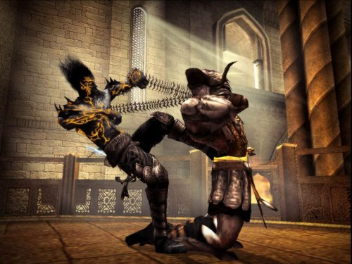 Prince of Persia 3: Two Thrones screenshot