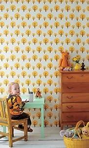 ferm Living 501 KIDS Wallpaper Dotty