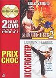echange, troc Shootfighter 2 / Kickfighter - Coffret 2 DVD
