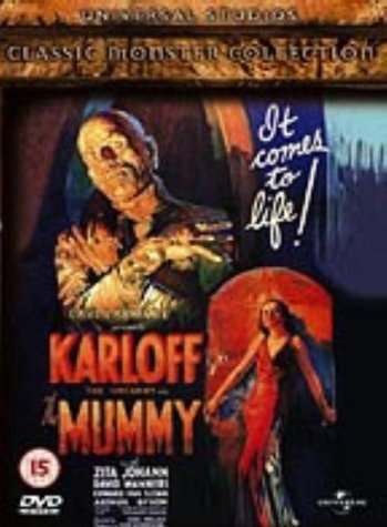 The Mummy (1931) [DVD]