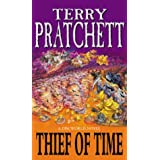Thief of Time: A Discworld Novelby Terry Pratchett