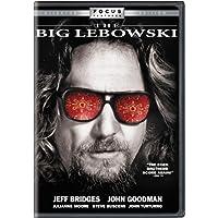 The Big Lebowski on DVD