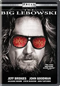 "Cover of ""The Big Lebowski (Widescreen Co..."
