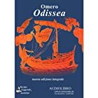 Odissea (The Odyssey) Audiobook by  Omero Narrated by Claudio Carini