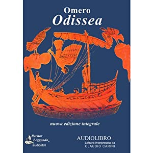 Odissea (The Odyssey) Audiobook