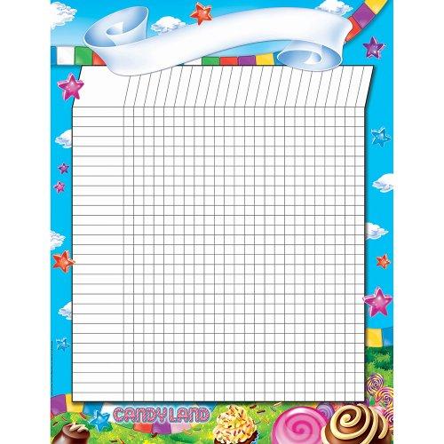 eureka-candy-land-incentive-chart-poster