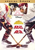 The Mighty Ducks Three-Pack (The Mighty Ducks / D2: The Mighty Ducks / D3: The Mighty Ducks) by Walt Disney Home Video