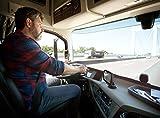 TomTom Trucker 6000 6-inch GPS Truck Satellite Navigation System K, ROI and Full Europe Maps - Black