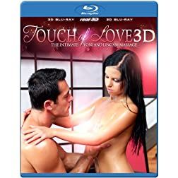 Touch of Love: The Intimate Yoni and Lingam Massage (Blu-ray 3D/2D Version) REGION FREE