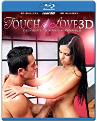 Touch of Love: The Intimate Yoni and Lingam Massage (Blu-ray 3D/Blu-ray Combo)
