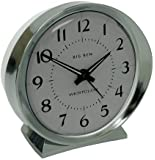Westclox 10608 Authentic 1964 Big Ben Classic Keywound Alarm Clock