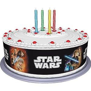 Dekoback Essbares Tortenband Star Wars, 1er Pack (1 x 25 g)