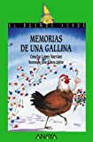 img - for Memorias de Una Gallina book / textbook / text book