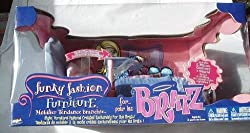 Bratz Funky Fashion Furniture Beauty Bed