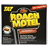 Black Flag TAT Roach Motel Traps, 2-count Packages (Pack of 6) (Tamaño: 6-Pack)