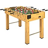 Best Choice Products 48' Foosball Table Competition Sized Soccer Arcade...