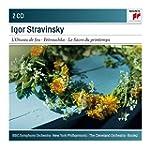 Stravinsky: The Firebird; Petrushka;...