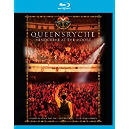 Queensrche: Mindcrime at the Moore [Blu-ray]