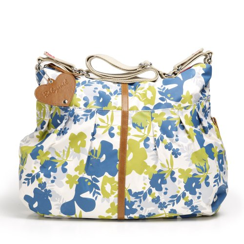 Babymel Amanda Jungle Floral Blues