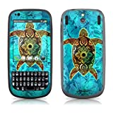 Sacred Honu Design Protective Skin Decal Sticker for Palm Pixi Plus Cell Phone (Verizon)