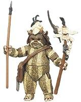 Star Wars Collection Vintage ROTJ Logray Ewok Figurine VC55 [Jouet]