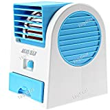 Refresh Mini Breeze Fan Cooling Fan Desktop Fan With Scent Bead For Home Office - Color Assorted HHE-203984