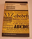 img - for Alphabets: v. 1: A Type Specimen Atlas from A to Z by Erhardt D. Stiebner (1991-12-06) book / textbook / text book