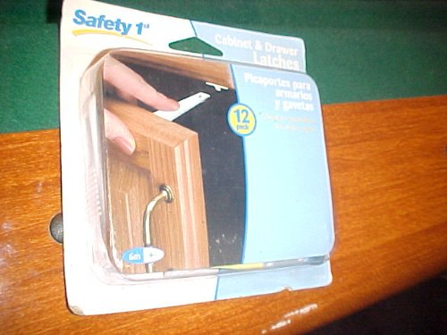 Drawer Safety Latches front-580383