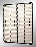 Lattenrost 140x200 cm, Lattenrahmen - für alle Matratzen geeignet
