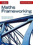 img - for Maths Frameworking   Homework Book 2 [Third Edition] book / textbook / text book