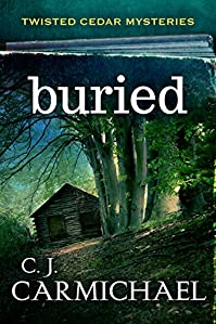 Buried by C. J. Carmichael ebook deal