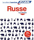 Cahier exercices russe