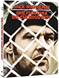 One Flew Over The Cuckoo's Nest (Steelbook--Exclusive to Amazon.co.uk) [Blu-ray] [1975] [Region Free]