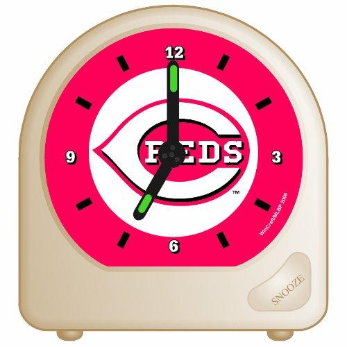 MLB Cincinnati Reds Alarm Clock