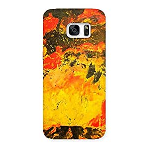 Modern Art Paint Designer Back Case Cover for Galaxy S7 Edge