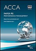 Acca - F5 Performance Management: Revision Kit