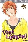 Tora & Ookami, tome 5 par Kamio